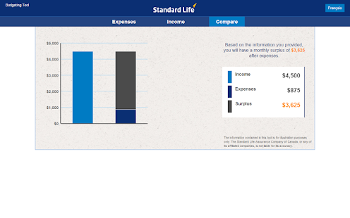 Standard Life Planning Tools- screenshot thumbnail