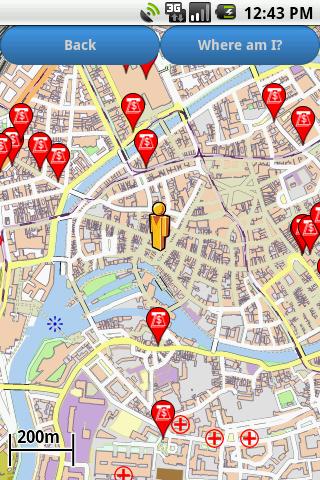 【免費旅遊App】Strasbourg Amenities Map-APP點子