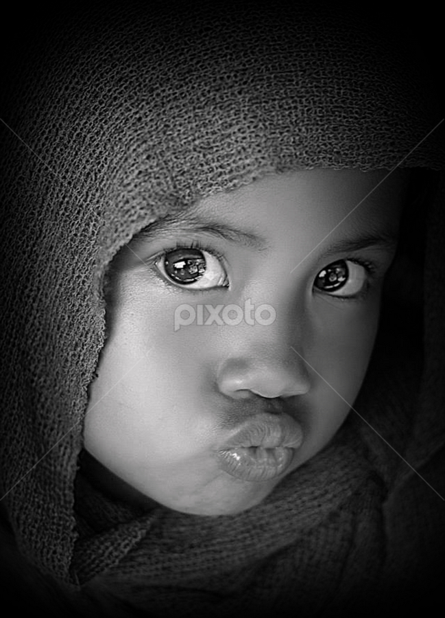 by Yudi Prabowo - Black & White Portraits & People (  )