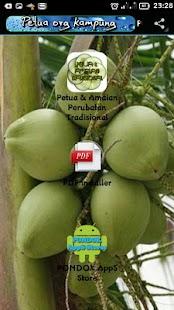 Petua dan Amalan Tradisional - náhled