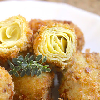Crispy-Fried Artichoke Hearts