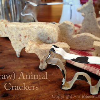 Raw Animal Crackers