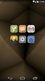 Lumos - Icon Pack Screenshot 2