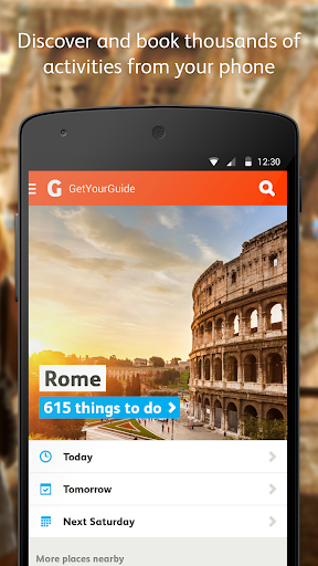 GetYourGuide Tours Tickets