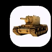 360° KV-2 Tank Wallpaper
