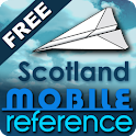 Scotland, UK FREE Guide & Map icon