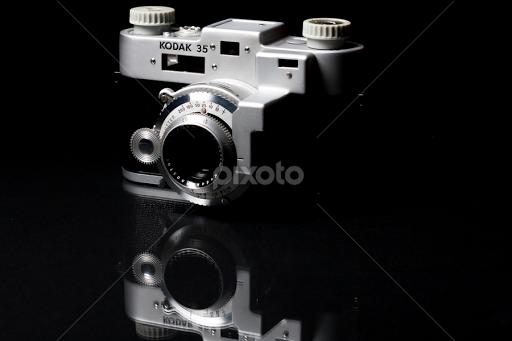 Kodak 35RF By Lawrence Burry