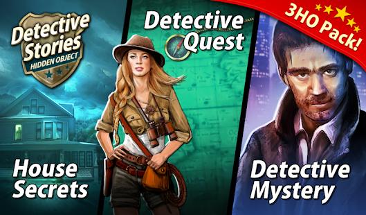 Detective Stories 3 in 1 休閒 App-癮科技App