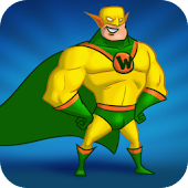Face Scanner: What Super Hero