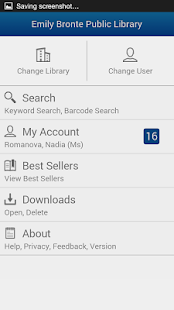BookMyne 4.0- screenshot thumbnail