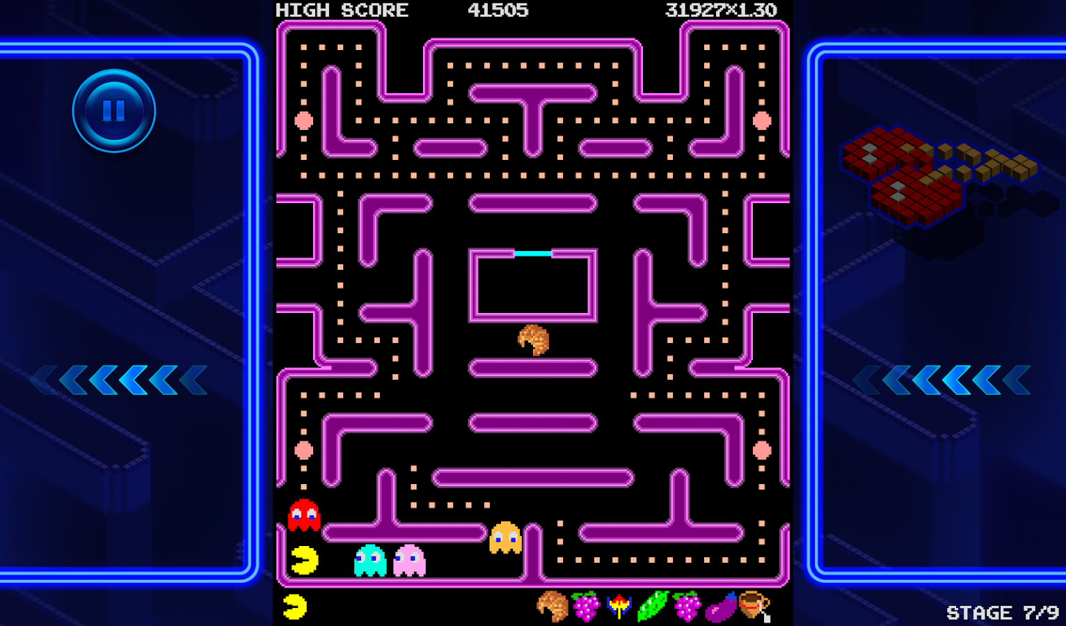PAC-MAN +Tournaments - screenshot