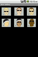 Screenshot of Skin Type Calc