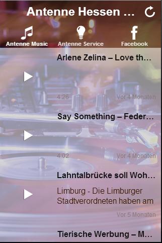 Antenne Hessen Music