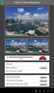 EF Lens Simulator Philippines screenshot 1