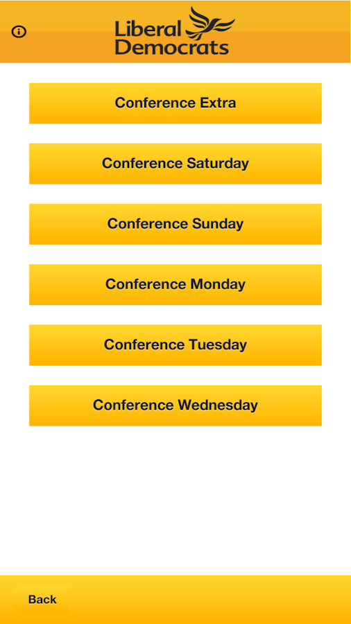 Lib Dem Conf - screenshot