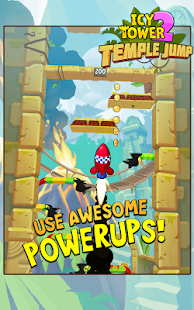 Icy Tower 2 Temple Jump - screenshot thumbnail