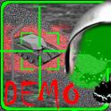 3D AC130 City Defender Demo icon