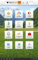 Screenshot of Mind Tools