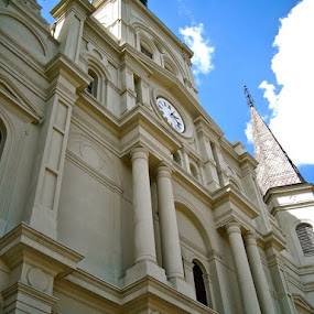 St. Louis Cathedral by Tony Richard - Buildings & Architecture Places of Worship