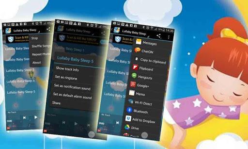 【免費音樂App】Lullabay Baby Sleep Music-APP點子