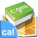 c:geo – calendar plugin logo