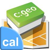 c:geo - calendar plugin