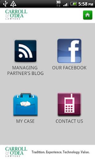 Carroll O'Dea Client App