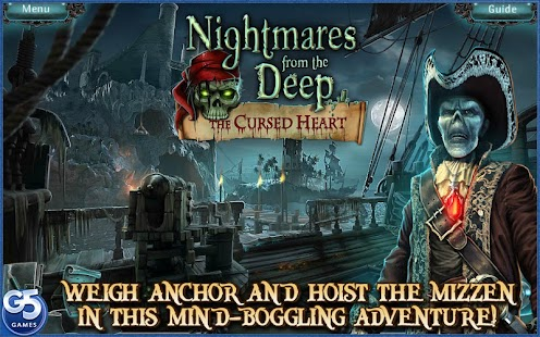 Nightmares from the Deep®: The Cursed Heart (Full)- screenshot thumbnail