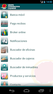 Grupo Cooperativo Cajamar - screenshot thumbnail