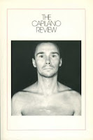 The Capilano Review - Front Cover - Fall 1994