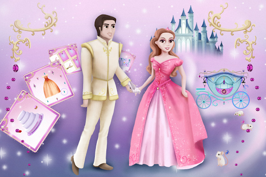 Cinderella Free - Girls Games