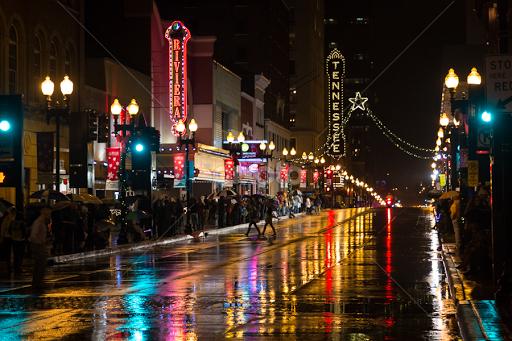 Gay night at rain opinion
