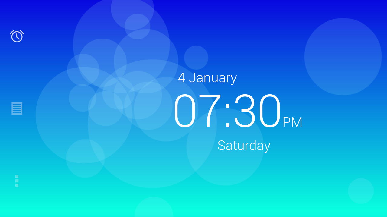 Timely Xtreme Alarm Clock Pro - screenshot