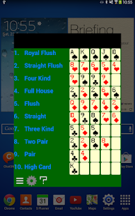 Poker Hands- screenshot thumbnail