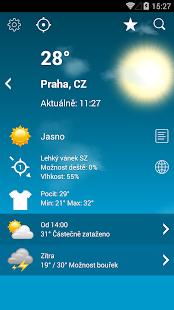 Počasí XL PRO