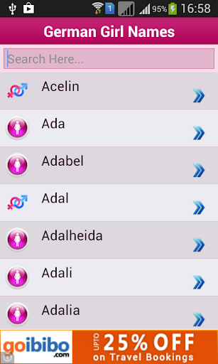 免費生活App German Baby Names & Meaning 阿達玩APP