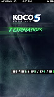 Tornadoes KOCO 5- screenshot thumbnail
