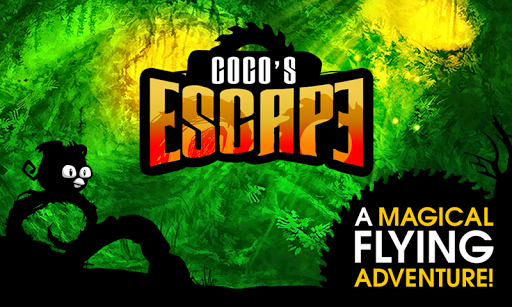 Coco's Flappy Dark Land Escape