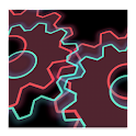 Neon Gears Live Wallpaper