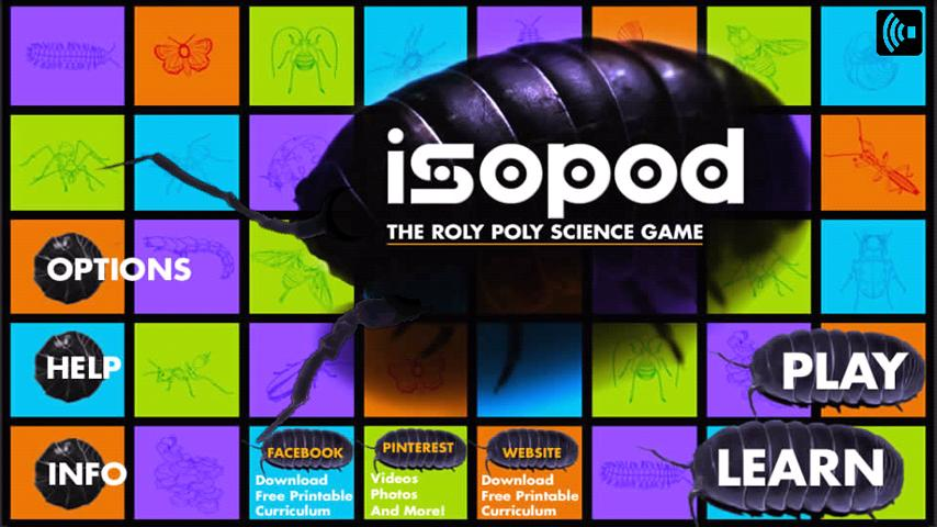 Isopod - Trial - screenshot