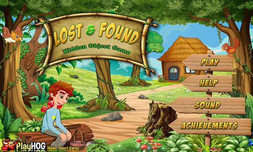 【免費解謎App】Lost And Found - Hidden Object-APP點子