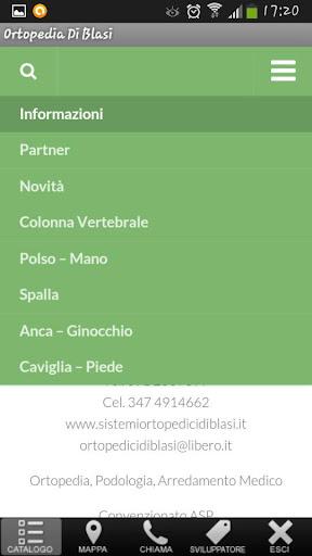 【免費醫療App】Ortopedia Di Blasi-APP點子