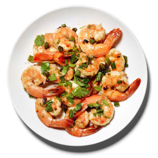 Thai-Style Broiled Shrimp