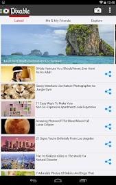 Pixable - Trending News Screenshot 1