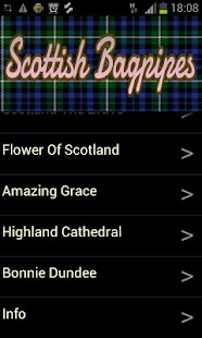 Scottish Bagpipes - screenshot thumbnail