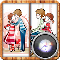 Split Camera:Photo Stories icon