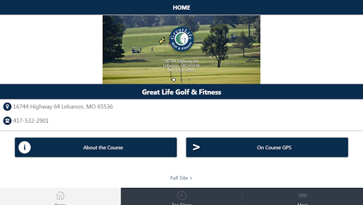 Great Life Golf and Fitness