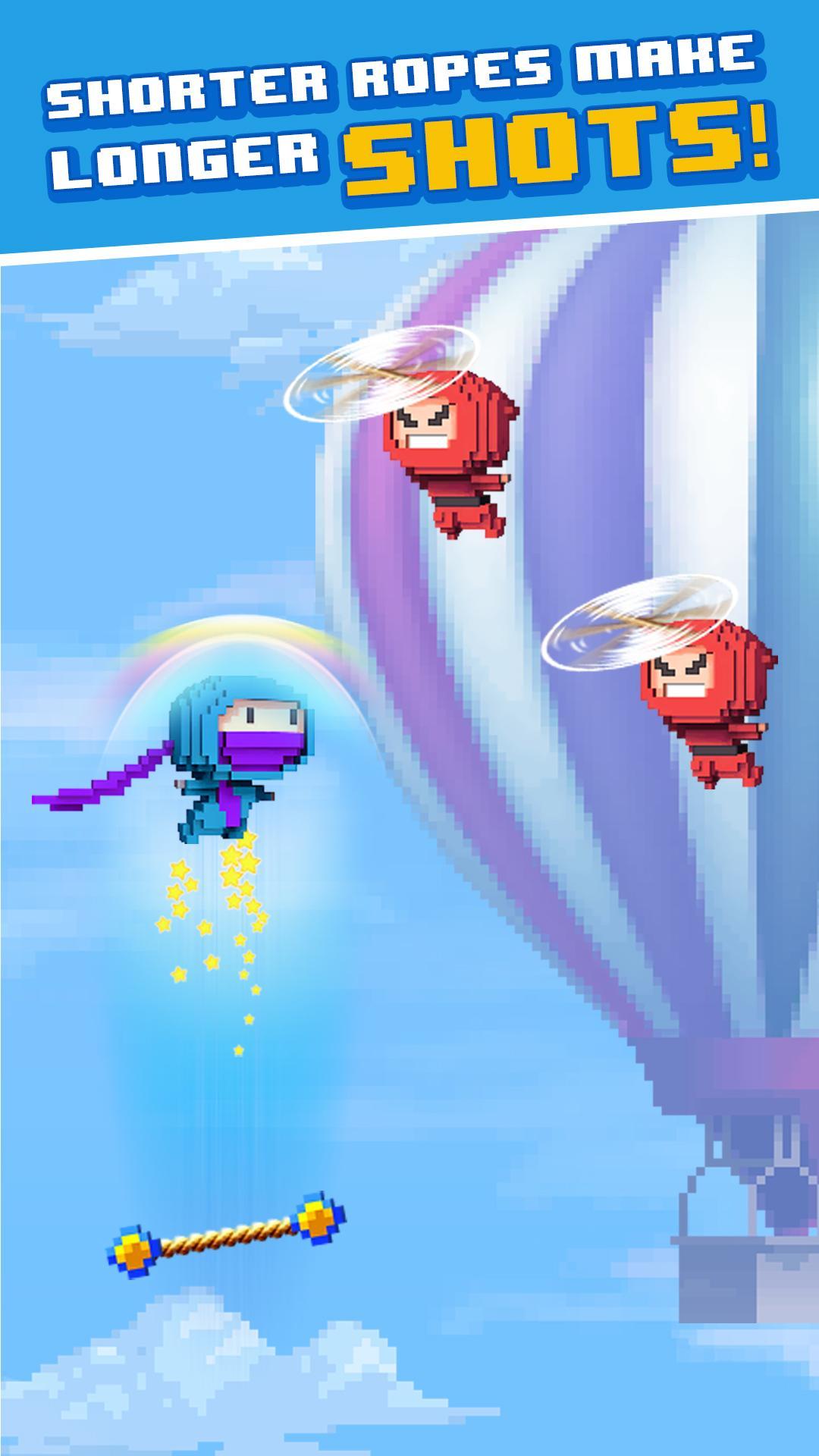 Ninja UP! screenshot #2