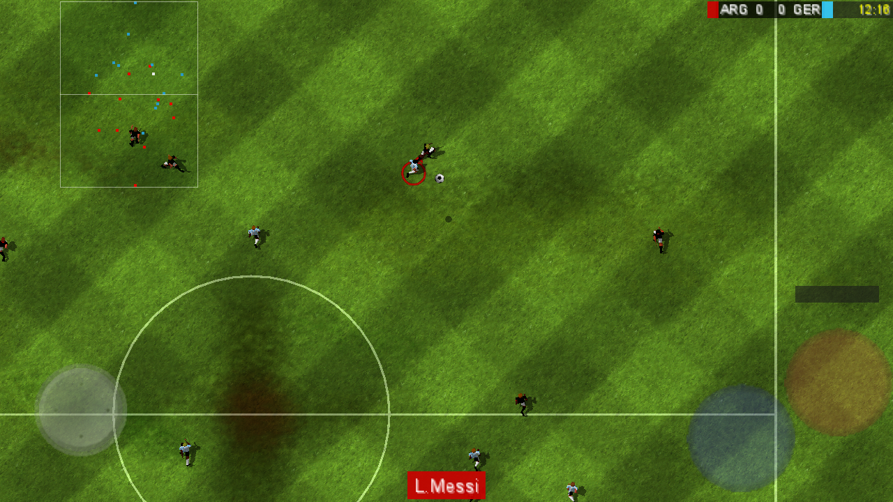 Super Soccer Champs '13 - screenshot
