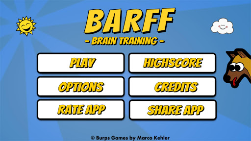玩教育App|Barff - Brain Training免費|APP試玩